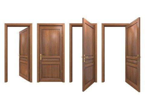 Vendita porte in legno