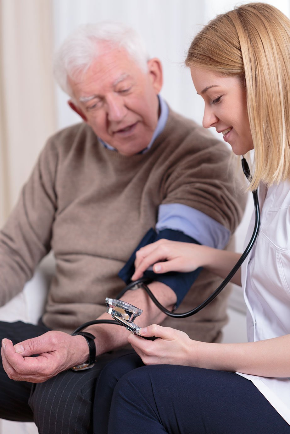 Home care for the elderly and veterans in Fort Smith, AR
