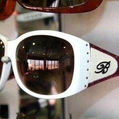 occhiali con borchie