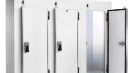impianto per celle frigorifere supermercati