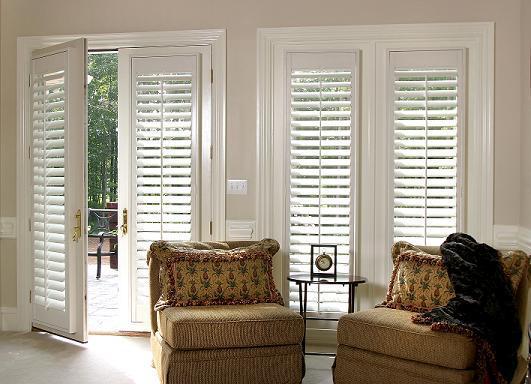 Custom Window Shades Summerfield Nc Plantation
