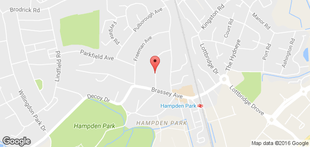 Drain Service - Eastbourne, East Sussex - Homecare Building & Maintenance - Location Map