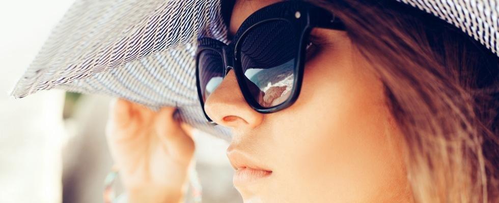 occhiali da sole fashion
