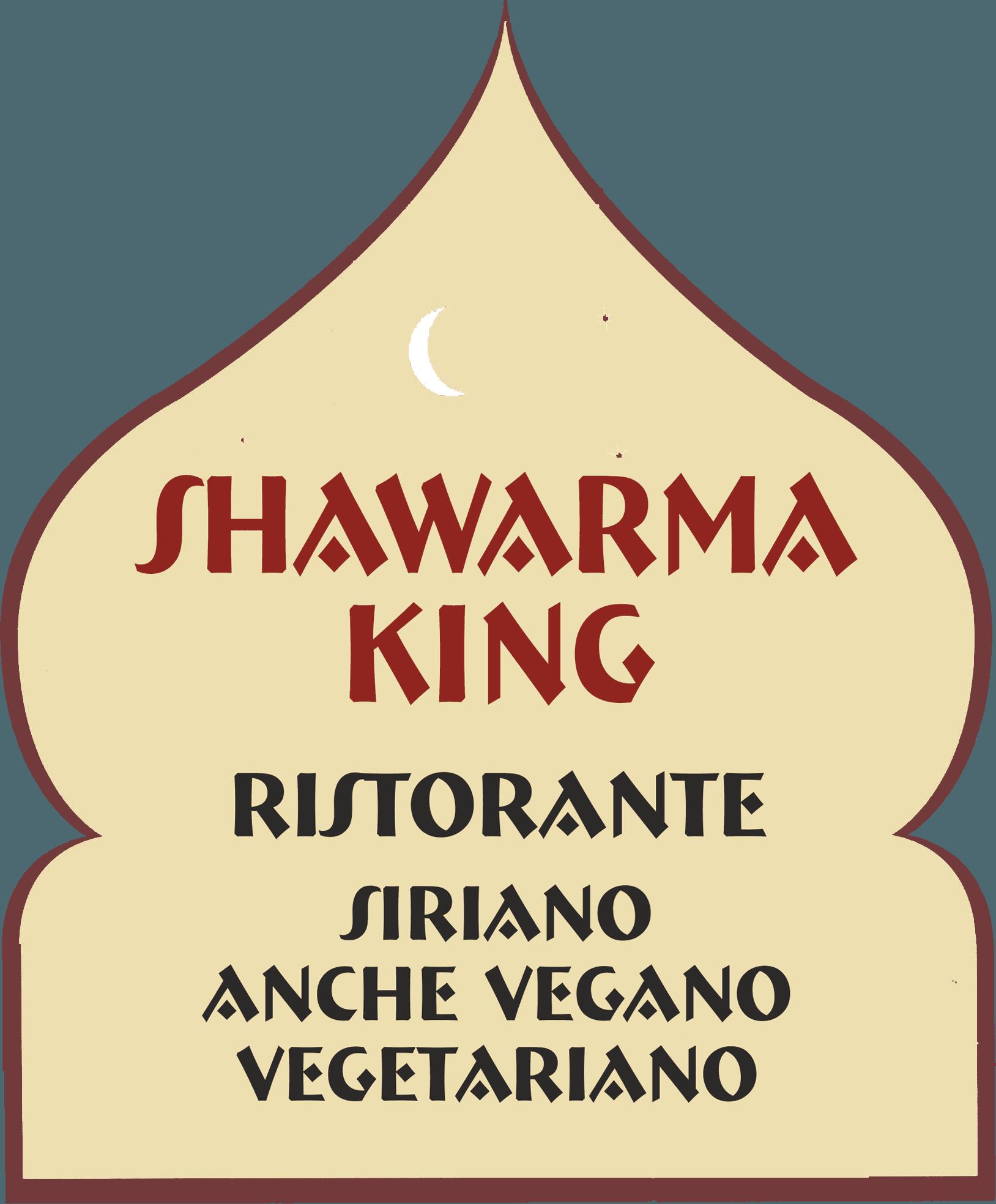 SHAWARMA KING RISTORANTE SIRIANO - logo