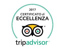 logo tripadvisor certificato di eccellenza