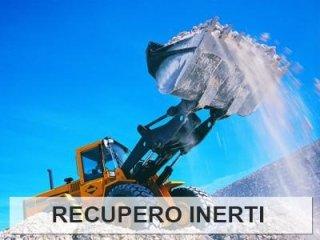 Recupero Inerti