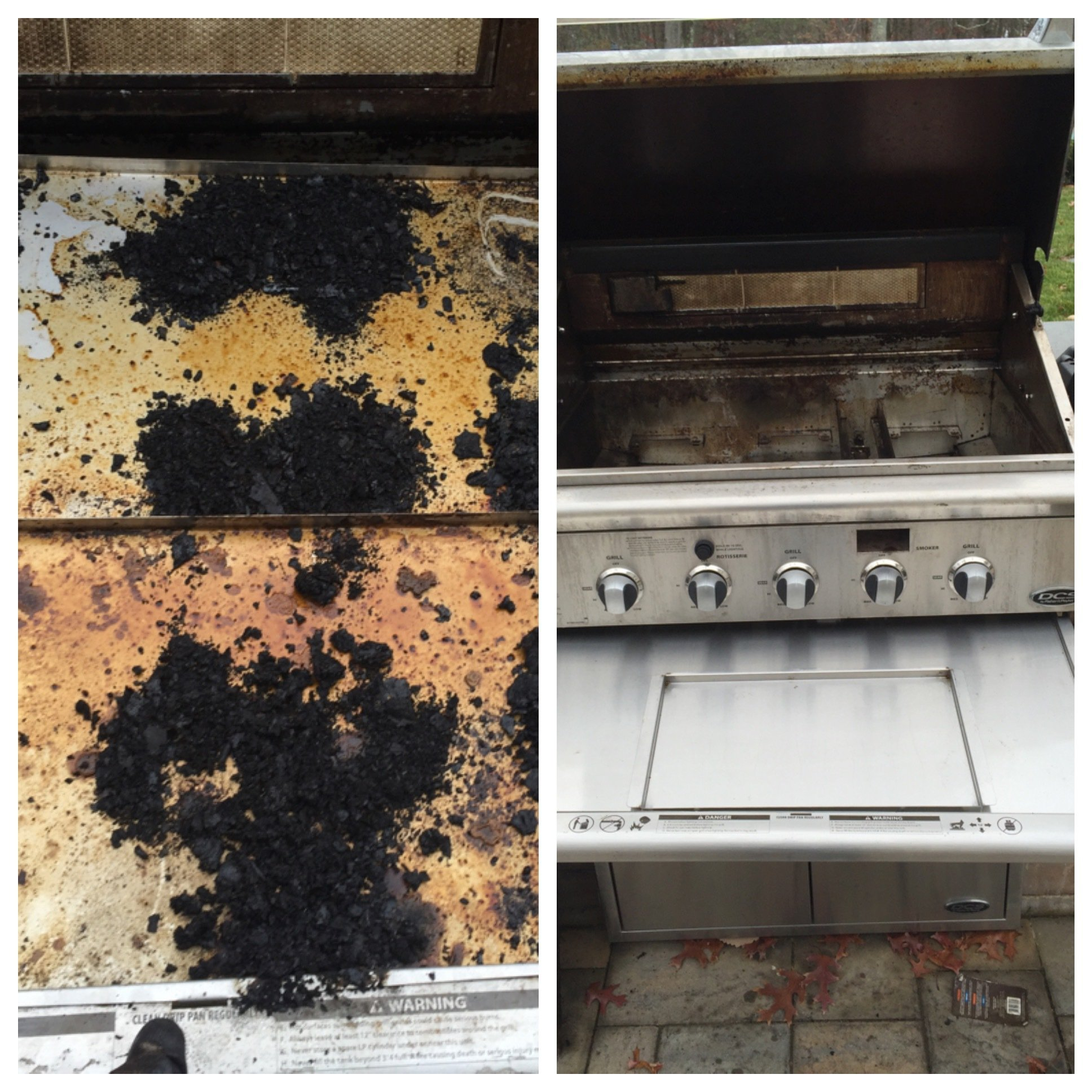 BBQ Grill Cleaning Nassau County, NY