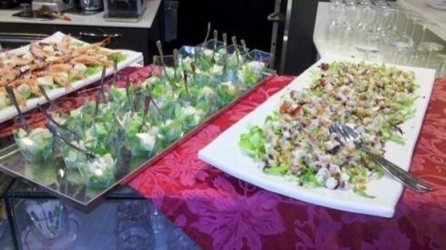 buffet salati per matrimoni