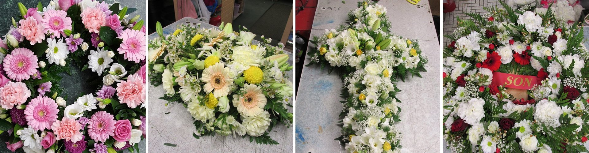 Contact us for funeral flowers in barry funeral flowers izmirmasajfo