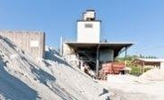 Produzione sabbia