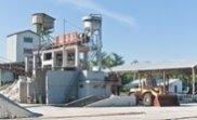 Stabilimento produzione sabbia