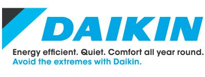 lakeside heating cooling daikin logo