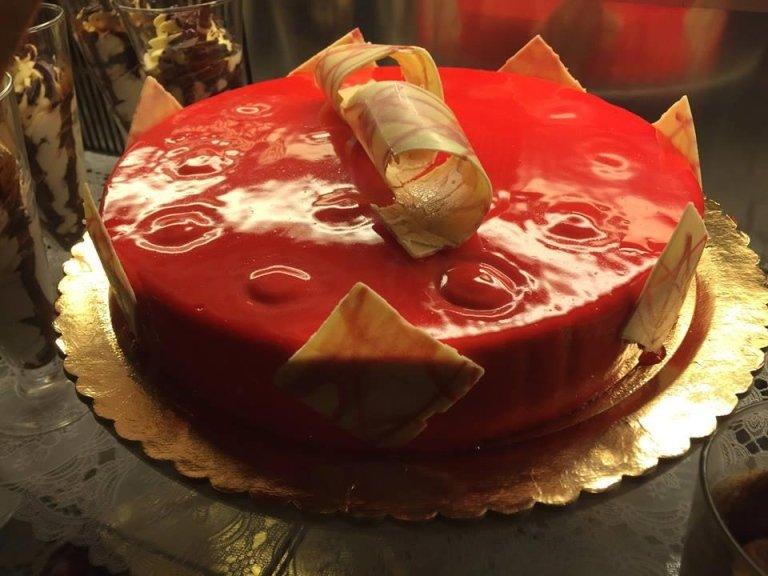 La torta Millevoglie