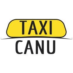 TAXI CANU - LOGO