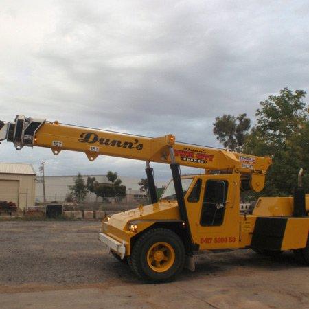 franna at18 crane