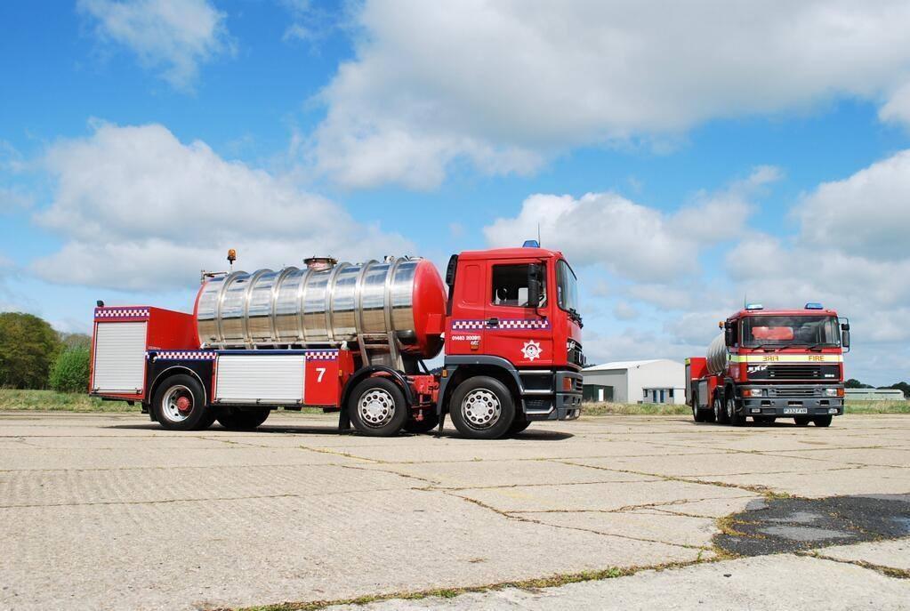 Defence tanker
