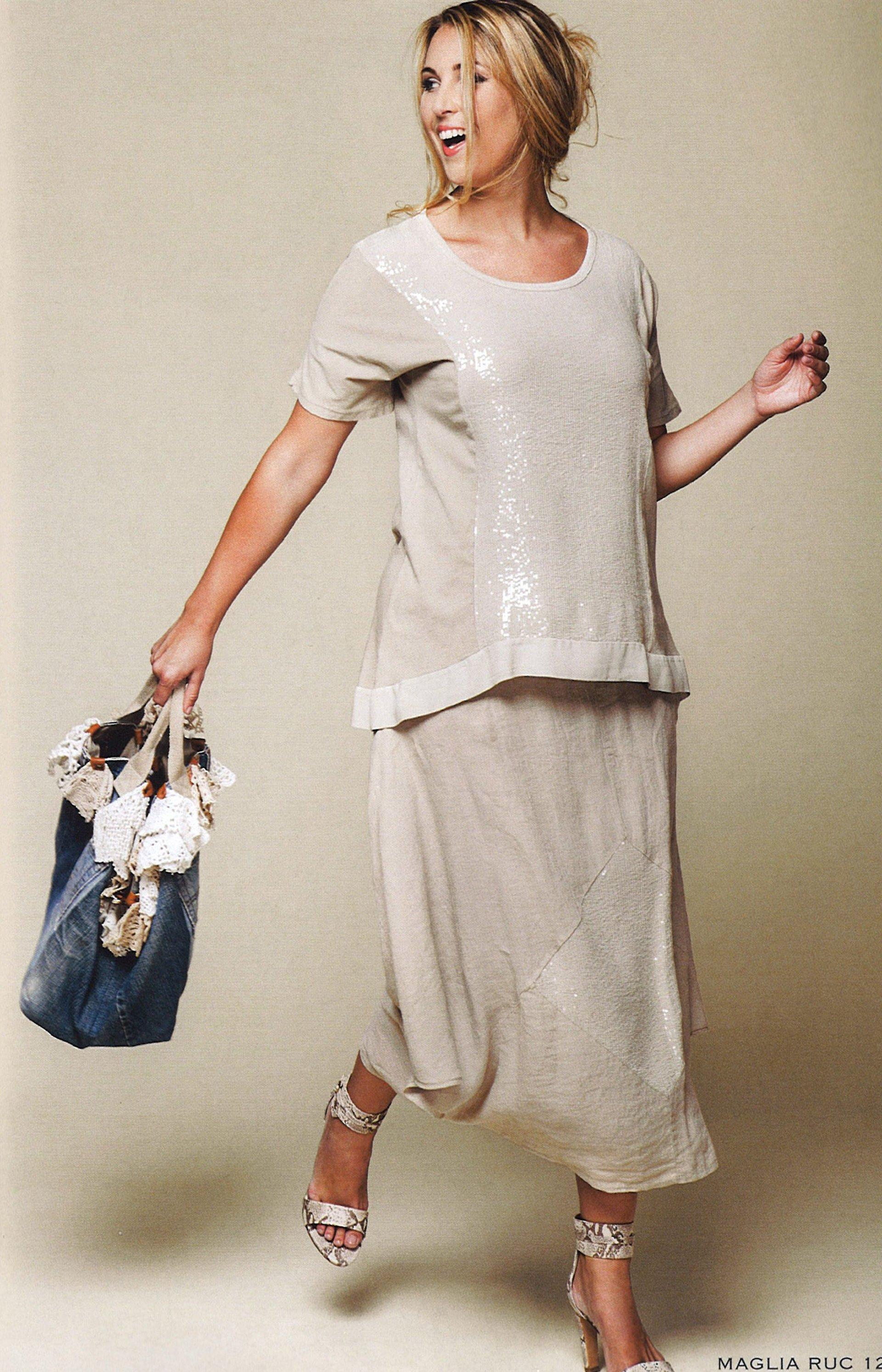 Abbigliamento donna taglie forti