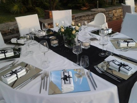 catering cerimonie nuziali e ricevimenti Villa le Ginestre
