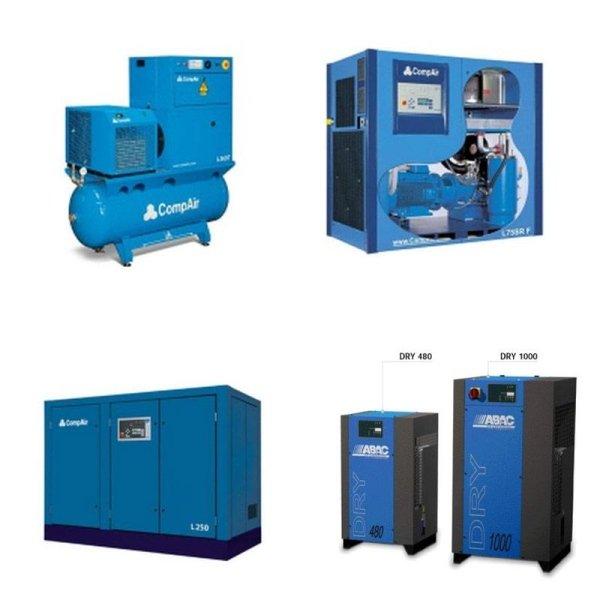 vendita compressori aria verbania