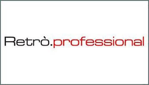 Logo Retro Professional