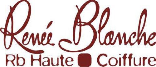 Logo Renee Blanche Rb Haute Coiffure
