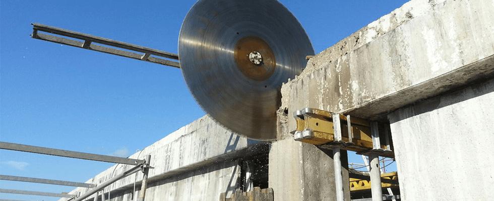 taglio cemento armato napoli boscoreale boscotrecase