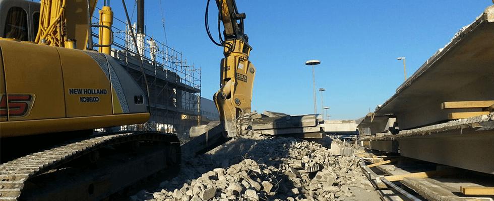 taglio cemento armato controllato napoli boscotrecase