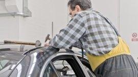 lucidatura auto, servizio levabolli, carrozzeria furgoni