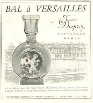 Bal a Versailles  logo