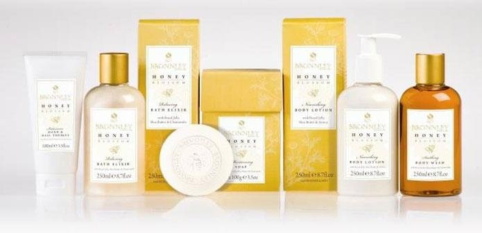 bronnley luxury soaps
