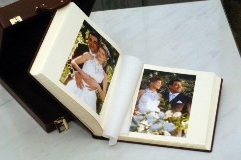 album fotografici nuziali, fotolibri nuziali, creazione album fotografici