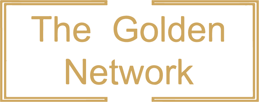 the golden network logo