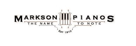 markson pianos logo