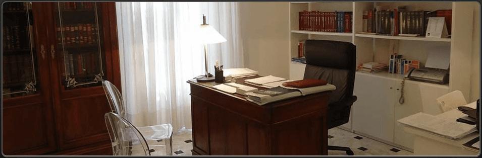 ufficio dello studio