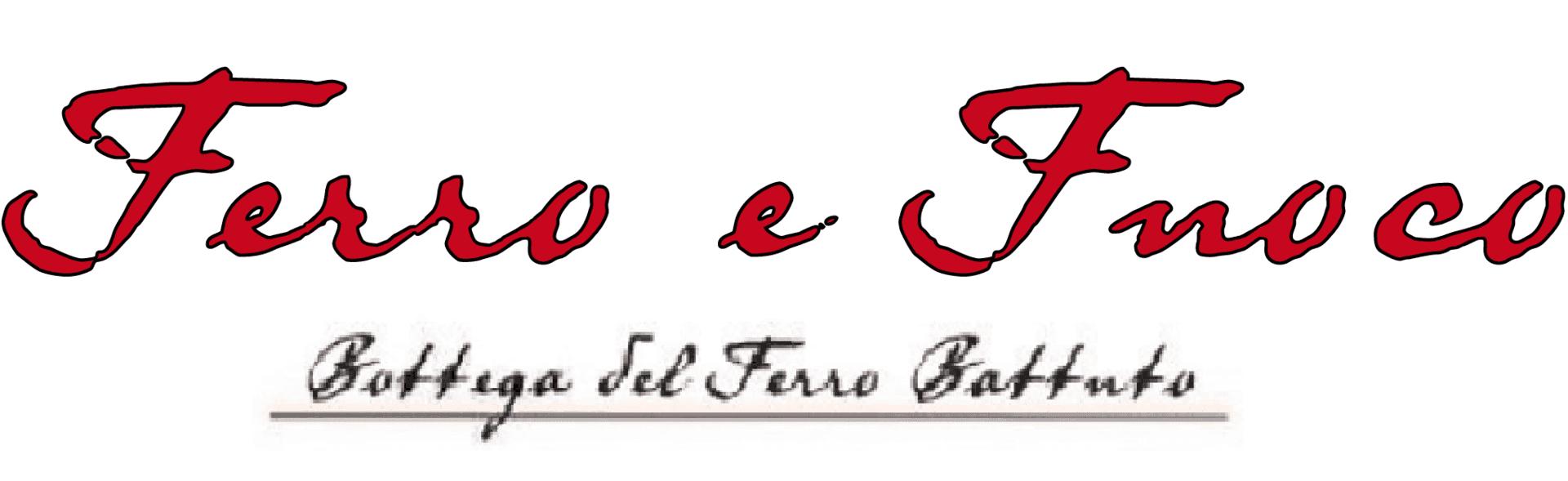 Ferro e Fuoco Bottega del ferro battuto logo