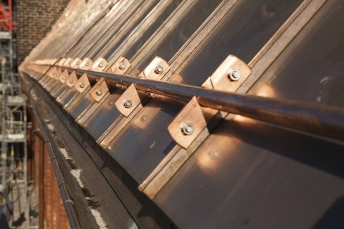 Rivestimento in metallo per tetto