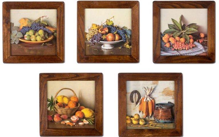 Vendita quadri per la cucina