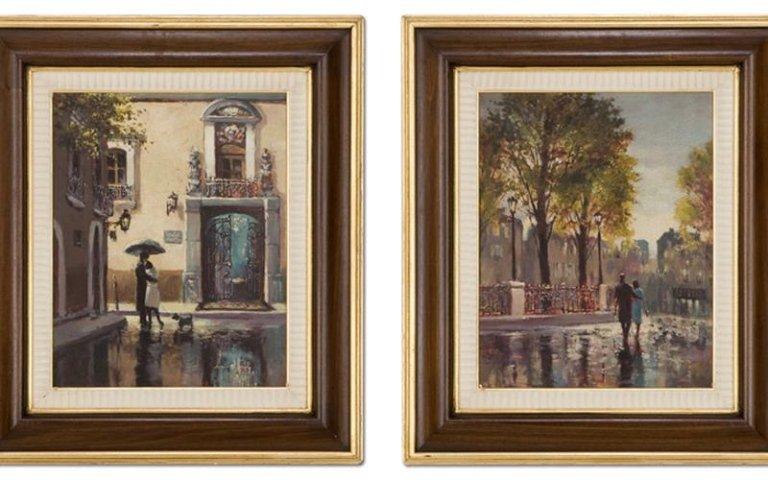 Vendita quadri per la camera da letto
