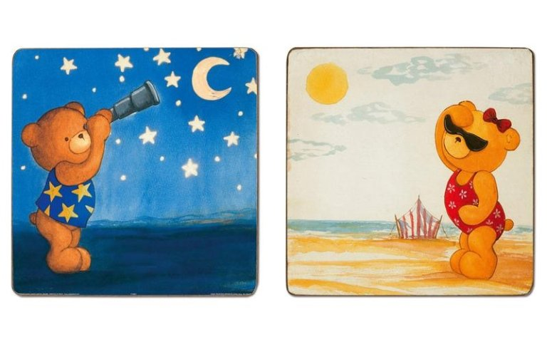 Sales of paintings for children's rooms