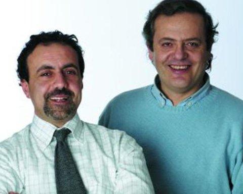 Giorgio e Antonio