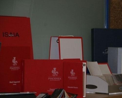 Packaging folders