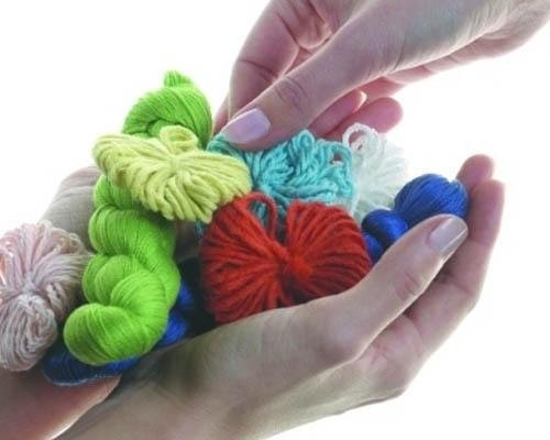 Campionario lana