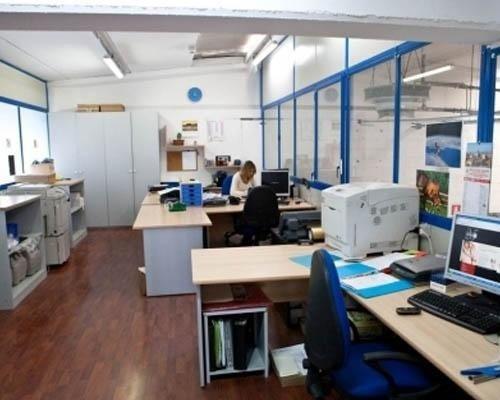 Uffici cartotecnica
