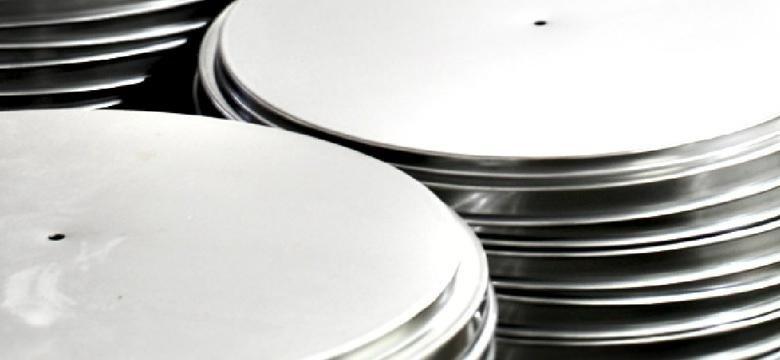 dischi metallo