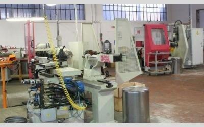 impianti lavorazioni metalli