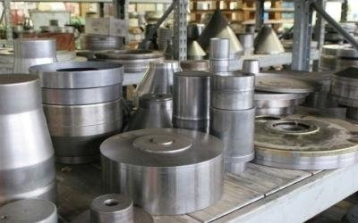 semilavorati metallo