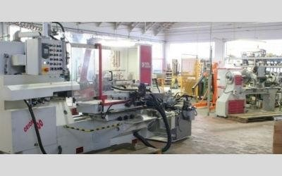 produzione componenti metallici