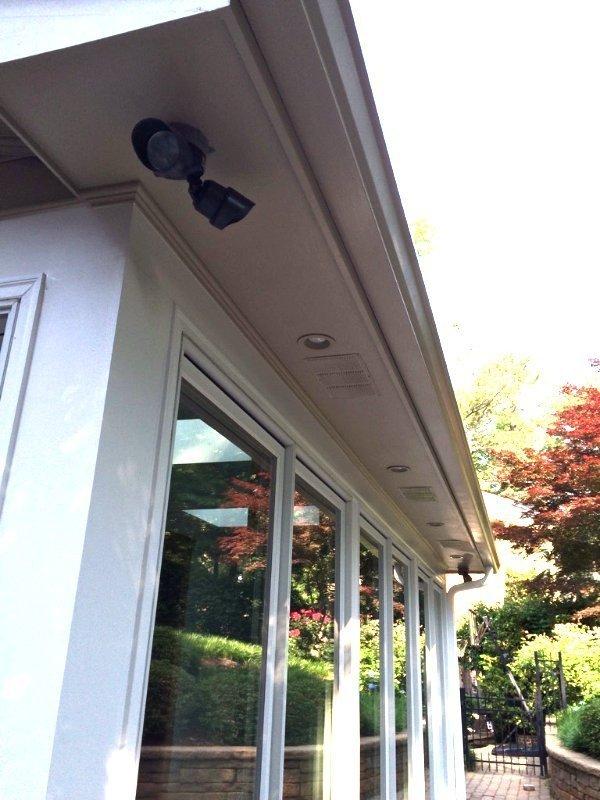 Security Lighting Installation