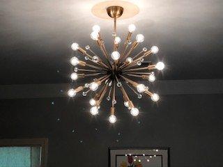 Light Installation Services