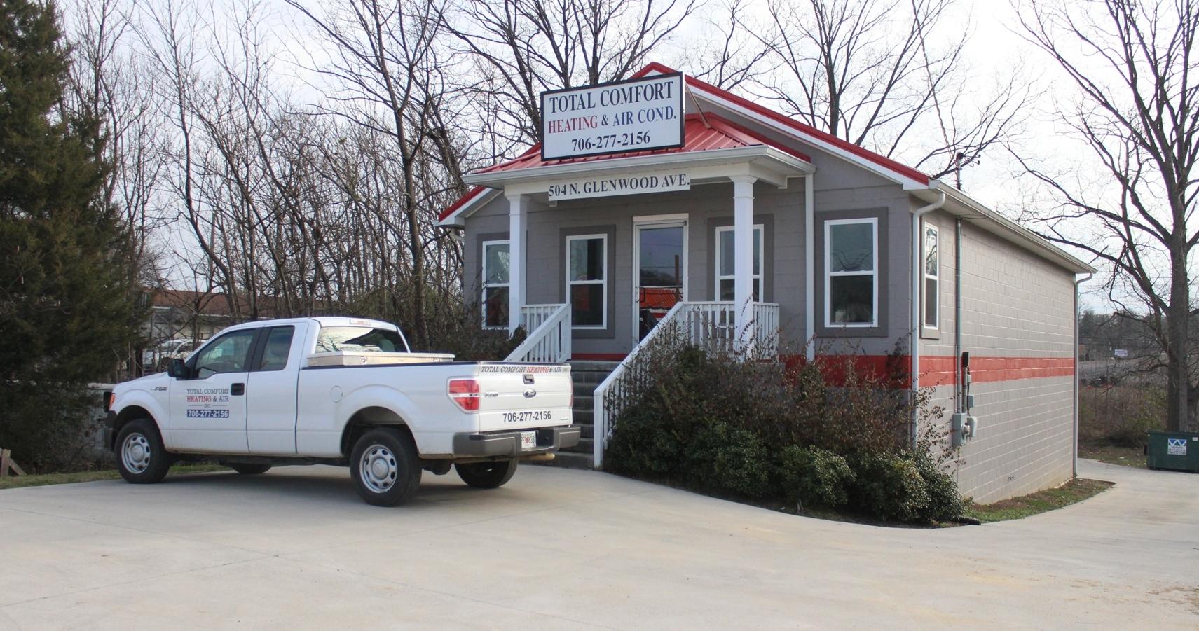 Family satisfied with air conditioning contractors in Dalton, GA